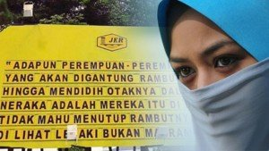 JKR notice warning women Photo Credit TAD