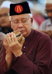 Najib Big Mac 02