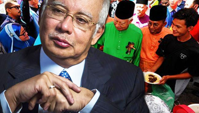 After the US investigation, is this the face of Malay dignity?