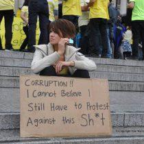 Protest Credit Yau Mei Leng