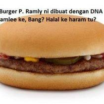 burger P Ramly