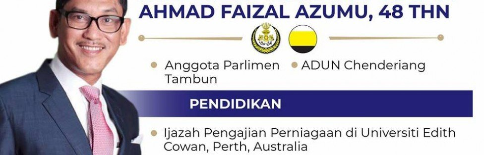 A few questions for the Perak MB, Ahmad Faizal Azumu…One question has now been addressed…only 12 for him to answer…