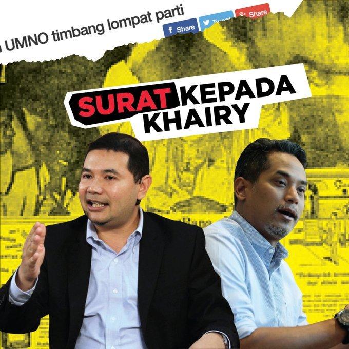 KJ Should Form A New Political Party · Rebuilding Malaysia