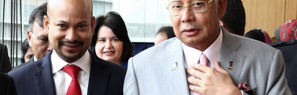 Will Najib Abdul Razak and Arul Kanda wear the MACC's orange lock-up overalls, when they are charged in court?