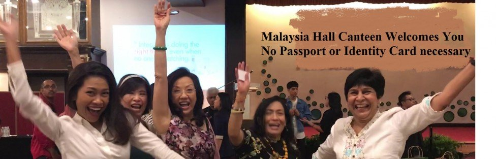 The GOOD NEWS that we have been eagerly awaiting. Malaysia Hall, in London, welcomes ALL Malaysians and non-Malaysians*. NO need to show passport or I.C.