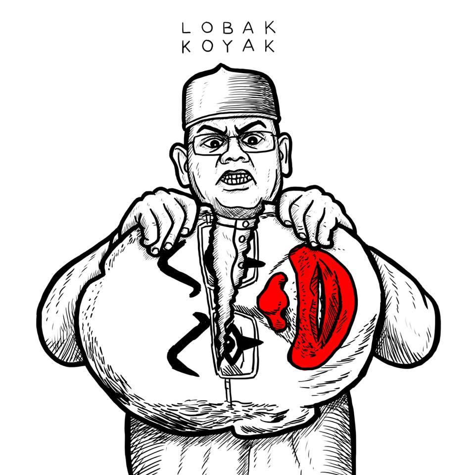 Lobak Koyak · Rebuilding Malaysia