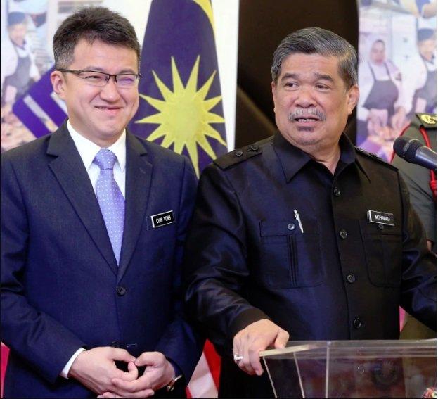 Minister of Defence: Between Najib, Hishammuddin and Mat Sabu, who do you trust?