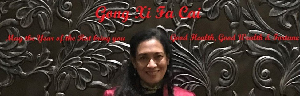 Gong Xi Fa Cai…Happy Chinese New Year